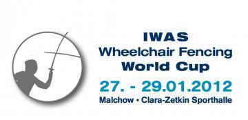 Rollstuhlfechten: Rekordbeteiligung beim IWAS World Cup Malchow 2012 - Foto: (c) Steffen Nordmann