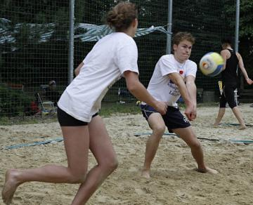Deutsche Gehörlosen Beachvolleyball-Mixed-Meisterschaften 2011 - Foto: (c) Sparte Volleyball / DGS