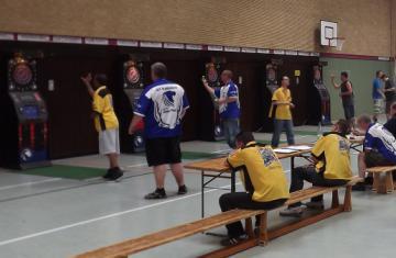 Deutsche Gehörlosen Dart-Mannschaftsmeisterschaft 2011 - Foto: GSV Braunschweig / DGS