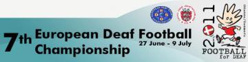 Fußball Europameisterschaft der Gehörlosen 2011 - Foto: DGS