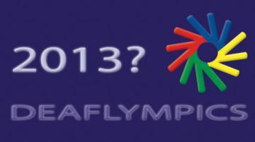 Deaflympics: Ungarn aus dem Rennen für 2013 - Foto: (c) DGS