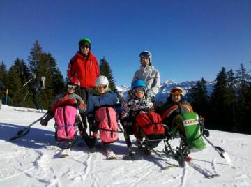 Schweiz: Die JO-Gruppe Oberland trainierte auf dem Bettenburg - Foto: (c) Plusport