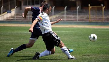 Deaflympics 2013: Fußball-Qualifikation der Männer - Foto: (c) DGS