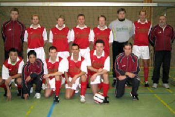 Herren-Titel erfolgreich verteidigt: GSV Düsseldorf Foto (c) DGS
