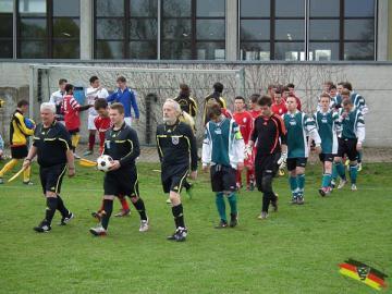 Gehörlosenfußball: Baden Württemberg gewinnt U21-Bundesländermeisterschaft - Foto: (c) Jens Becker / DGS