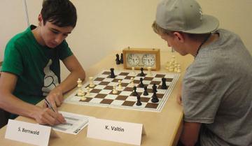 Gehörlosen Schach: Neuer Deutscher Meister ist Michael Gründer - Foto: (c) DGS