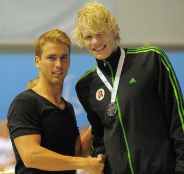 IPC-Schwimm-EM 2011: Lucas Ludwig neuer Vize-Europameister - Foto: © Camera 4 / BSB