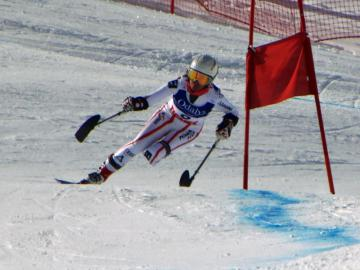 Doppelsieg für die Österreicher Salcher & Lanzinger - Foto: (c) ÖBSV / Austria Ski Team