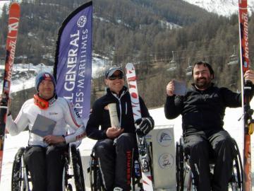 Ski alpin - EC-Finale: Österreicher auf dem Siegerpodest - (c) Foto: ÖBSV