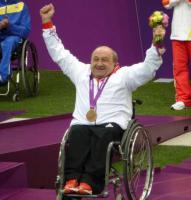 Paralympics: Josef Neumaier holte Bronze für deutsche Sportschützen - Foto: (c) DBS
