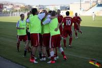 Fußball WM der Gehörlosen: Deutschland verliert im Auftaktspiel gegen die Türkei - Foto: (c) G. Fressmann, Roxana Duersch