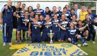 Gehörlosen-Fußball: Titelverteidiger GTSV Essen erneut Deutscher Meister - Foto: (c) Sparte Fußball / DGS