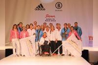 Paralympics 2012: Athleten präsentieren Bekleidung für London - Foto: (c) DBS