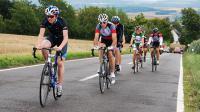 Gehörlose Radsportler-Elite kämpfen in Landshut um die Deutsche Meisterschaft - Foto: (c) DGS