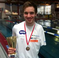 Paralympics 2012: Salzburger Landesmeisterschaften im Schwimmen - Andreas Onea / ÖBSV