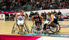 Paralympics: Deutsche Rollstuhlbasketballerinnen machen Traumstart in London perfekt - Foto: (c) Andreas Joneck